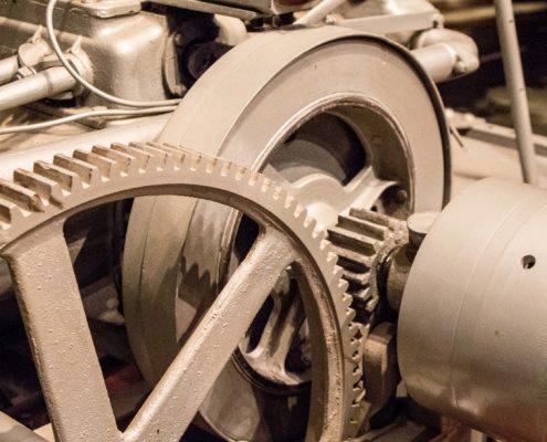 Public Domain Mechanical